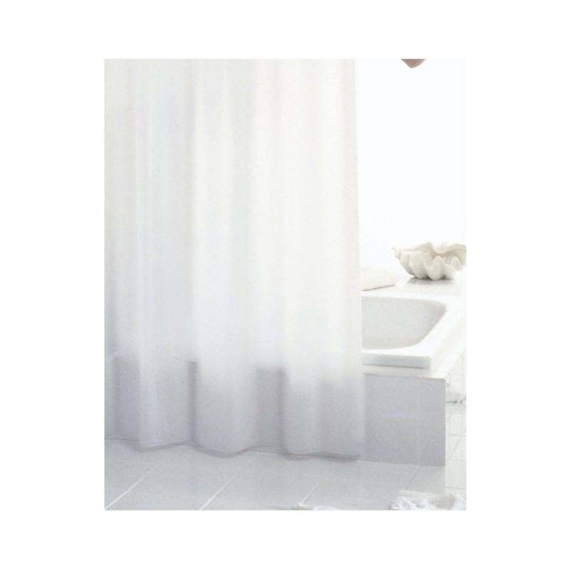 Seneste Badeforhæng Hvid m/rynkebånd 300x200cm - Feel Home SB35
