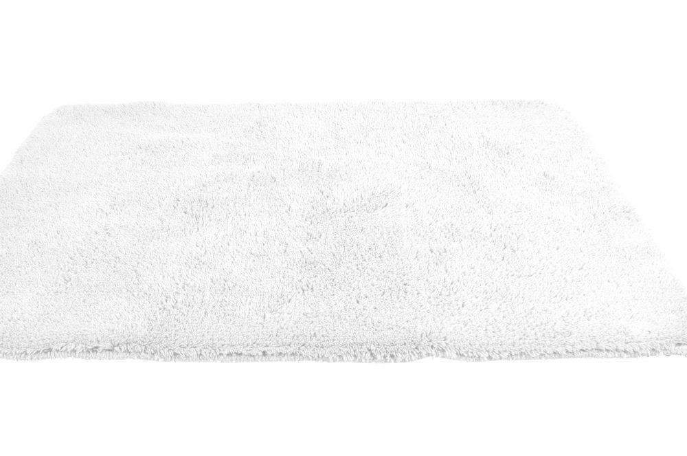 Bademåtte waves hvid fra gartex