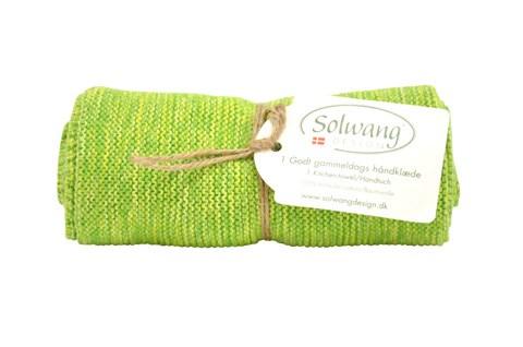 køkken håndklæde grøn mix