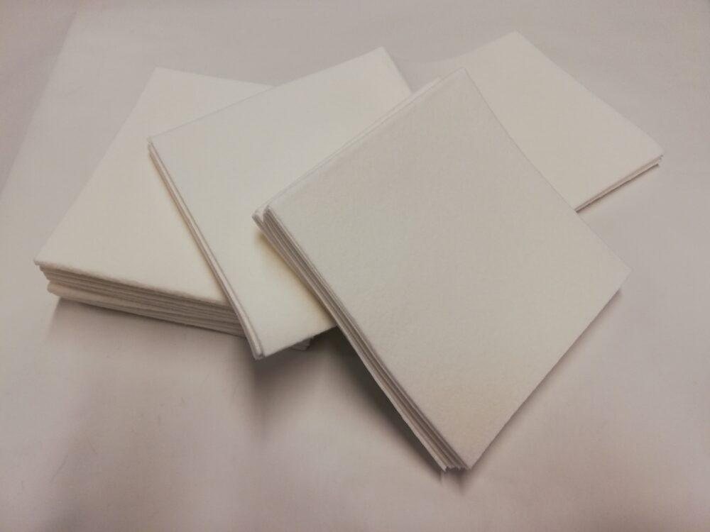 Karklud hvid uden mircoplast