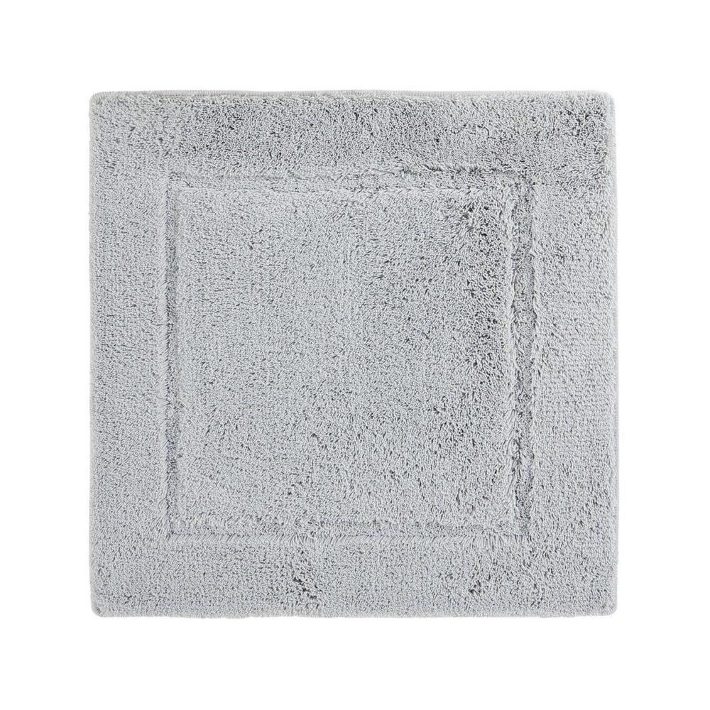 Accent bademåtte - sølvgrå
