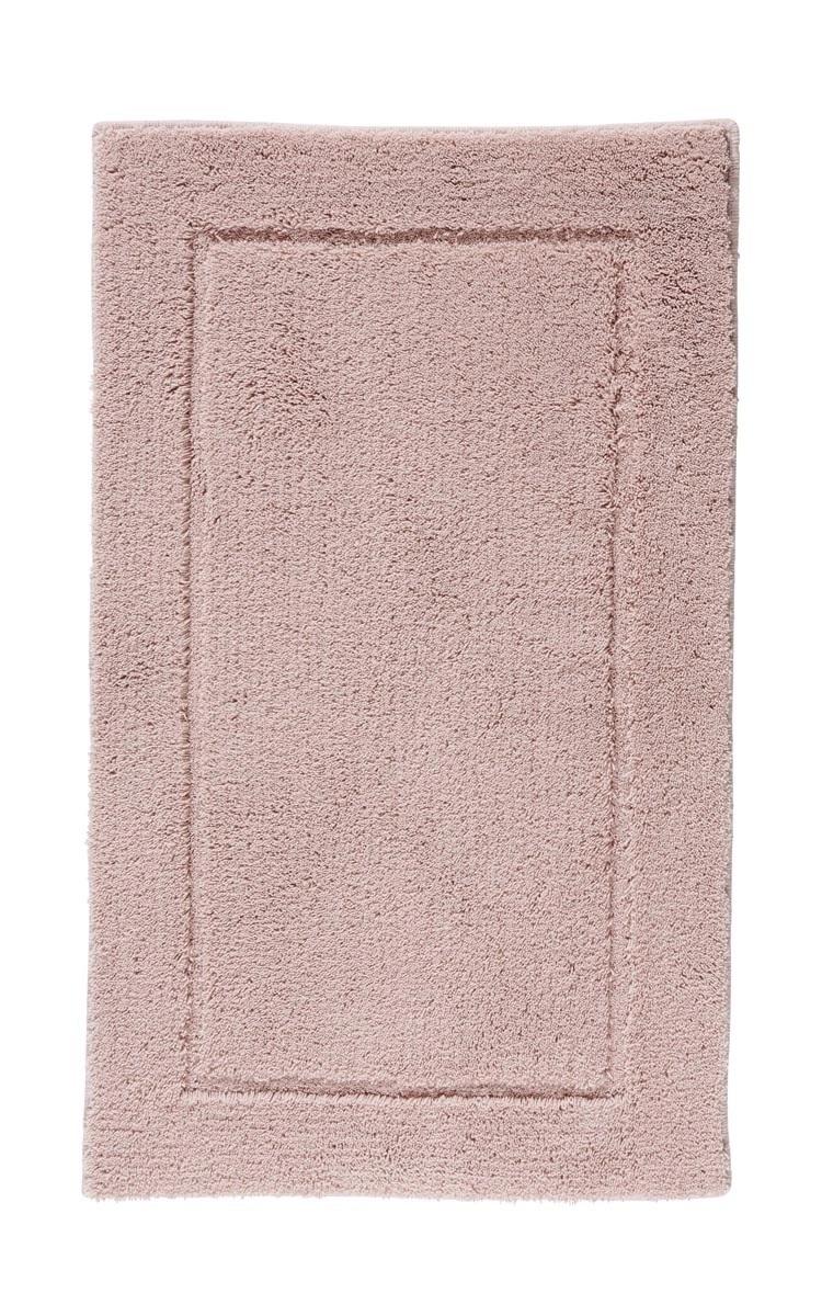 Accent bademåtte - støvet-rosa