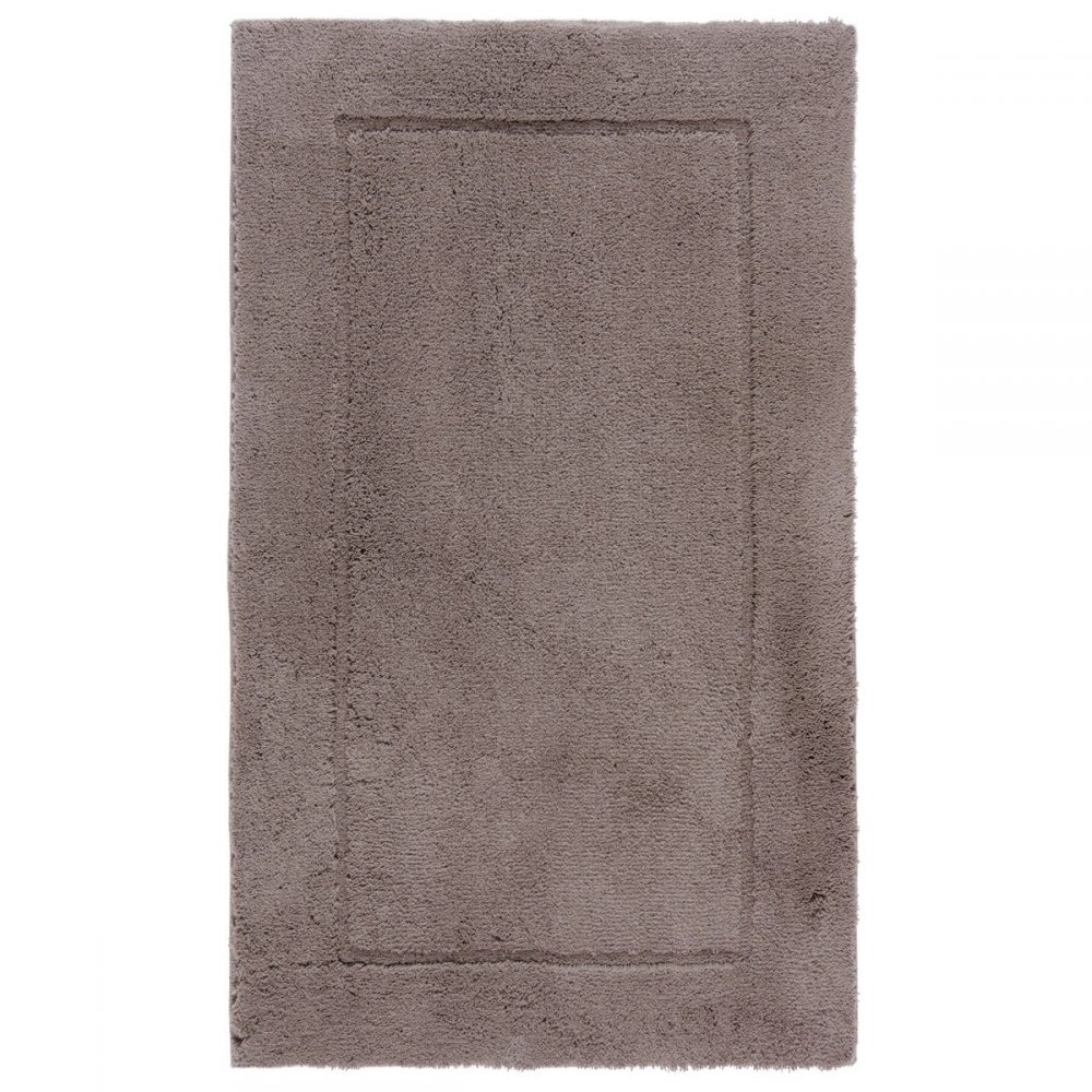 Accent bademåtte - taupe-