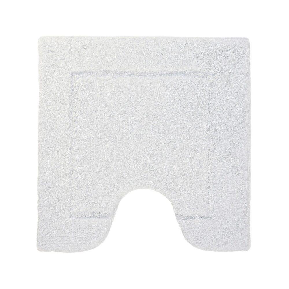 Accent bademåtte-toilet - hvid