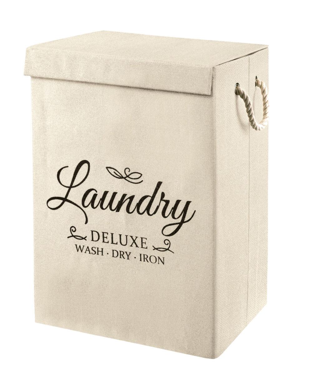 Vasketøjskurv Vita Laundry fra Kleine Wolke